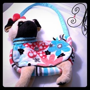 NWOT. Cute puppy 🐶 purses.